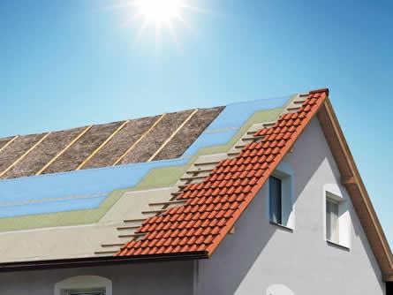 Die Ziele der EnEV lassen sich mit einer effizienten Dämmung erreichen