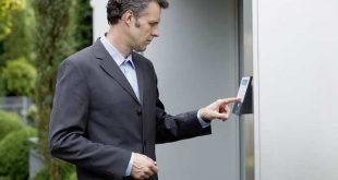 elektronisches Tuerschloss 310x165 - Elektronische Türschloss:  Zugang zum Haus per Fingerabdruck