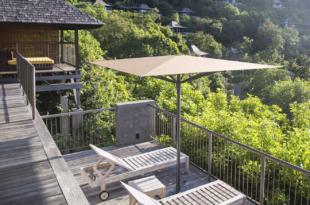 Balkonschirme: die besten Ideen für den perfekten Sonnenschutz