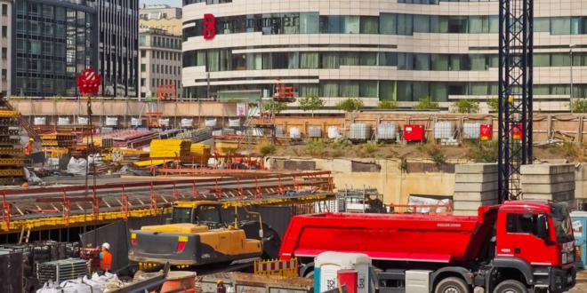 Baustellen - Instandhaltungsprogramme minimieren Ausfallzeiten
