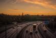 Autobahn 110x75 - Wovon träumen deutsche Großstädter?
