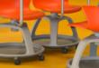 Rollen 110x75 - Möbel auf Rollen: flexibel und multifunktional
