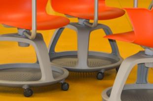 Möbel auf Rollen: flexibel und multifunktional