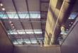 Hallendecke 110x75 - Infrarot-Deckenheizung – ideal für Hallen