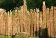 origineller Sichtschutzzaun 110x75 - Sichtschutzzäune – Schutz vor neugierigen Blicken