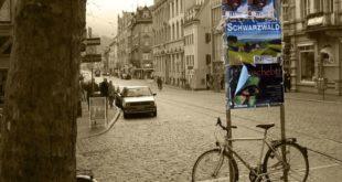 Kein Kavaliersdelikt: Wenn Plakate wild verklebt werden