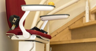 Treppenlift –so gelingt die Nachrüstung